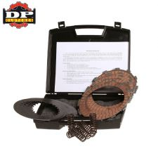 DP Clutches Off-Road (Fibres/Steels/Springs) Complete Clutch Kit Suzuki LTF250 K5-K9 Ozark 05-09